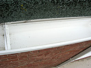 After: Pristine, beautifully cleaned guttering