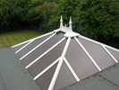 We will restore your dirty faded conservatory roof back to it's just fitted finish.